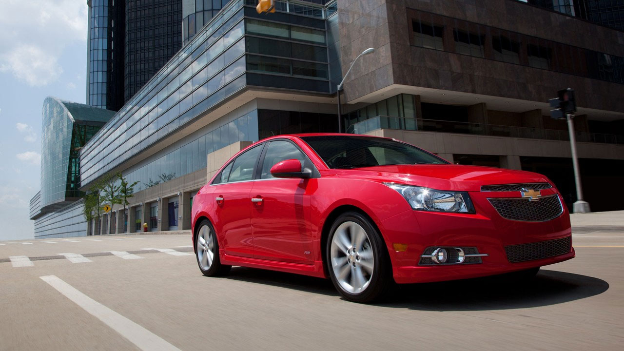 Cruze chevy cruze 2011 review : 2014 Chevrolet Cruze Clean Turbo Diesel - Review