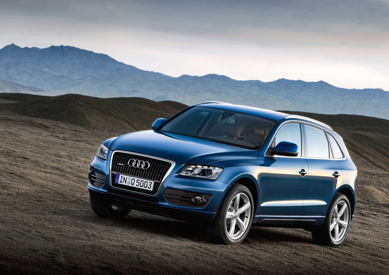 audi q5 premium hybrid to arrive in 2010. Black Bedroom Furniture Sets. Home Design Ideas