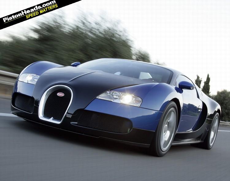 Создание автомобиля Bugatti Veyron в 3ds max
