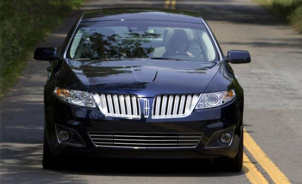Lincoln Mks 2010 2