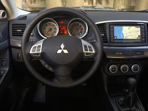 Rate this car: 2008-2009 Mitsubishi Lancer GTS