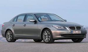 A closer look at the 2008 bmw 5 series sedan for Mercedes benz morristown service department