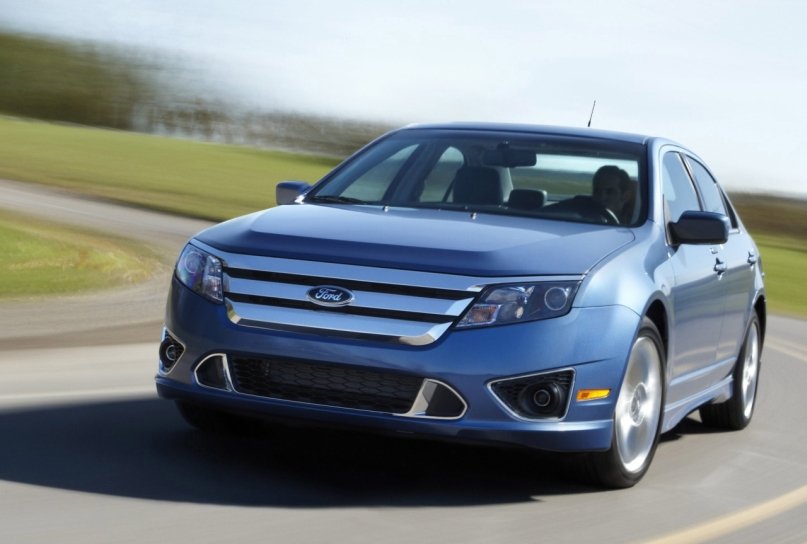 2010 Ford Fusion View