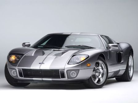 His Re Casted Ford Gt With  Hp Street Car Having Basics Of  As Its Design Model It Was A Flagship Achievement For Him