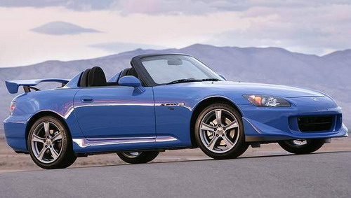 honda s200 sports to arrive after model year 2009 autos