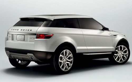 land rover all set to launch small suv wearing range rover badge autos craze autos blog. Black Bedroom Furniture Sets. Home Design Ideas