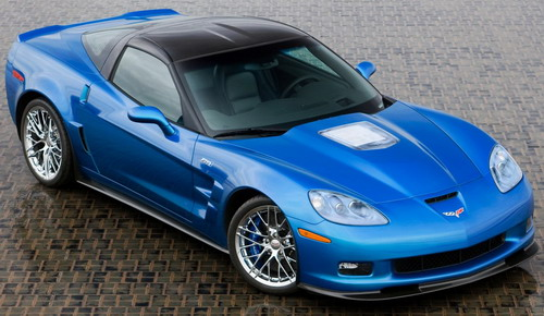 chevrolet corvette zr1 Best new cars of 2009