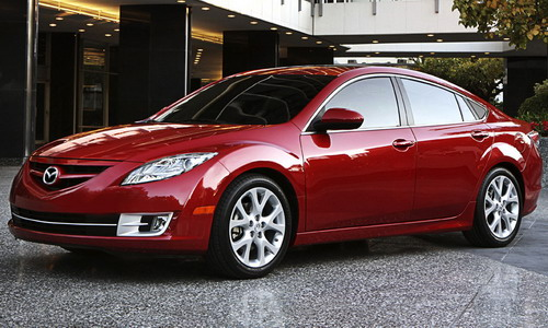 mazda 6 best new cars of 2009