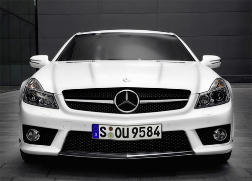 mercedes benz sl 63 amg best new cars of 2009