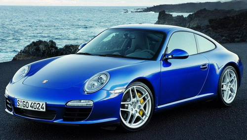 porsche 911 carrera best new cars of 2009