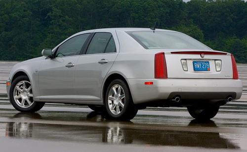 cadillac-sts-2007-impressive-used-car