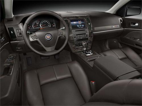 cadillac-sts-2007-used-car-interior