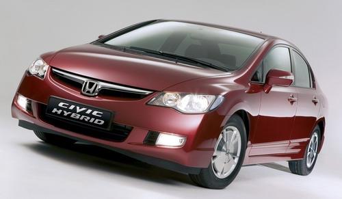 honda-civic-hybrid-environmental-friendly-vehicle