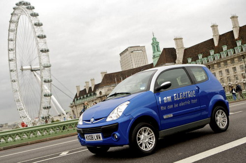 Uk Government Announces Incentive Program For Electric Cars