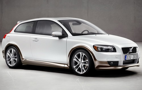 volvo c30 coupe best affordable tech car