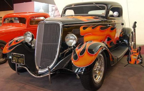 75 years old ford