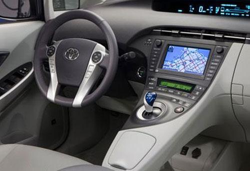 Hybrid Prius