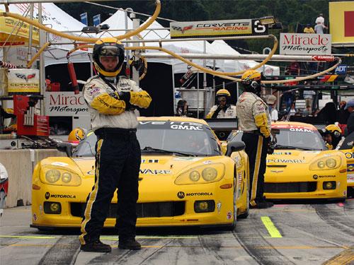Corvette GT2 Car