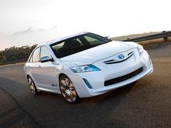 Hybrid Camry Car