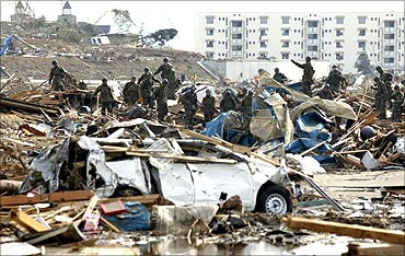 Catastrophe in japan has badly affected automobile industry for Mercedes benz morristown service department