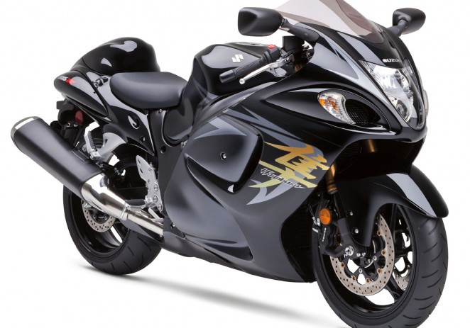 Best 5 Fastest Bikes of 2010