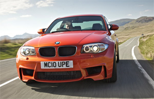 Introducing the new bmw 1 series m coupe for Mercedes benz morristown service department