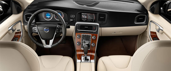 2012 Volvo S60 – Drive with a Class