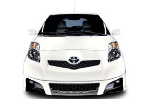 2012 toyota yaris review for Mercedes benz morristown service department
