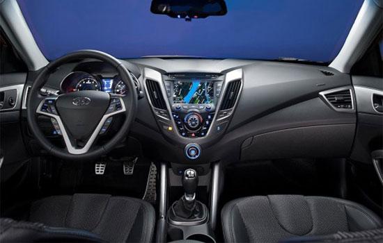 2012 hyundai veloster is a versatile coupe autos craze - Hyundai veloster interior accessories ...