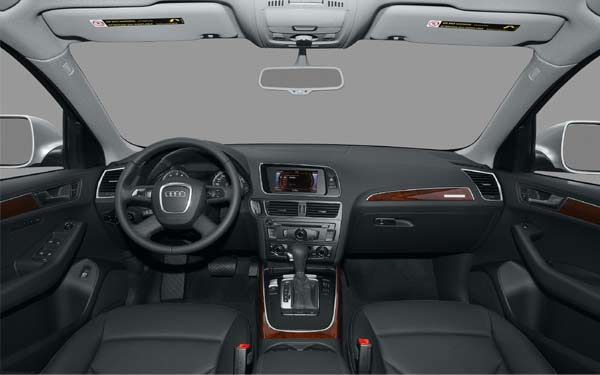 Captivating Comfortable Interior Of 2011 Audi Q5