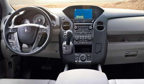 2012 Honda Pilot-Ready to Rule - Autos Craze - Autos Blog