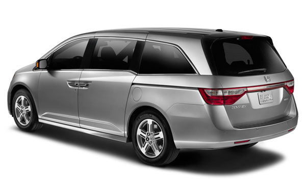 honda odyssey touring elite listed among smartest family