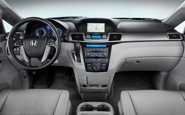 2012 Honda Odyssey A Review