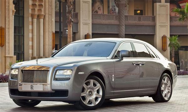 Rolls Royce Phantom Best Luxury Cars: Top 10 Ultra- Luxury Cars Of 2011