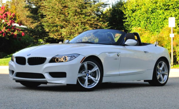 2012 Bmw Z4 Roadster Vs 2012 Bmw 6 Series Convertible