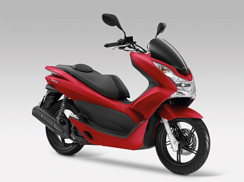 Honda Announed Arrival Of Next 2 Wheeler 2012 Pcx125 Autos Craze