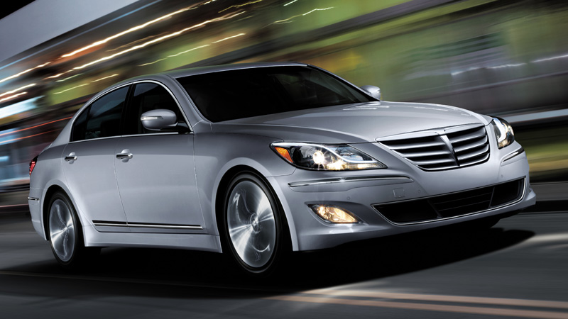 2012 hyundai sonata and genesis earned top scoring car award autos craze autos blog. Black Bedroom Furniture Sets. Home Design Ideas