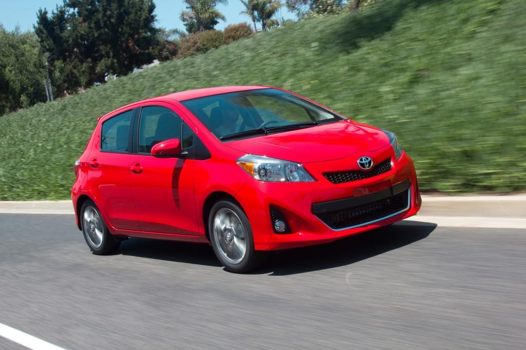 2012 Toyota Yaris A Review Autos Craze Autos Blog