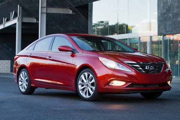 Highlights Of 2013 Hyundai Sonata