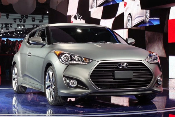 O Brien Hyundai >> 2013 Hyundai Veloster Turbo-A Review - Autos Craze - Autos ...