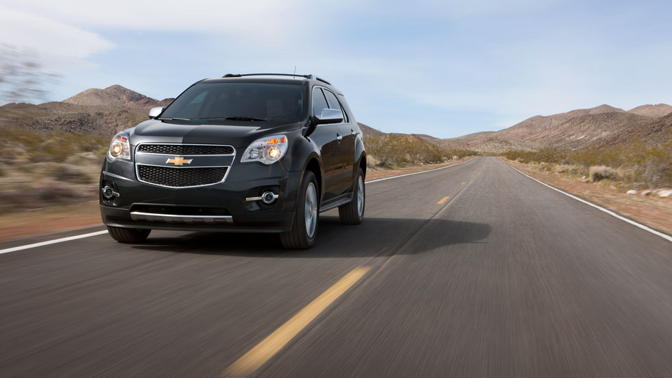 Available Models. 2012 Chevrolet Equinox ...