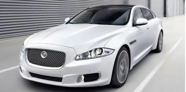 2013 Jaguar XJ-A Review