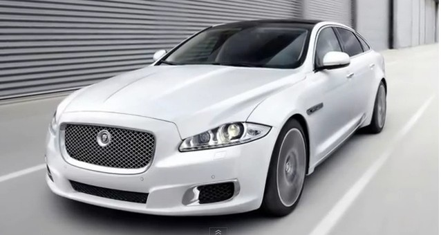 2013 Jaguar XJ-A Review
