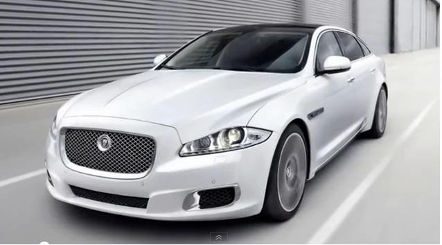 2013 Jaguar XJ A Review