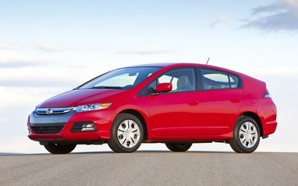 2013 honda insight hybrid a review. Black Bedroom Furniture Sets. Home Design Ideas
