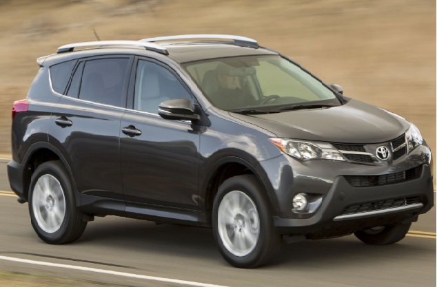 2013 Toyota Rav4 A Review