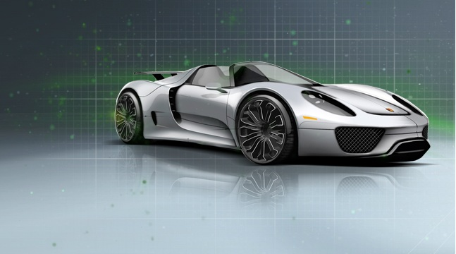 Jeremilasher Top 7 Futuristic Sports Cars Of 2013
