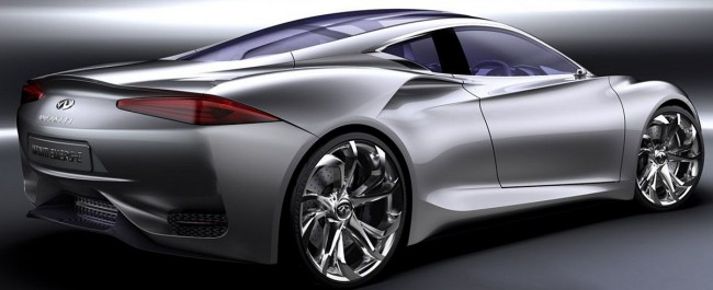 Infiniti Translate Concept Vehicles ...