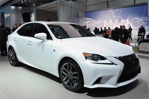 Lexus Is Sport Sedan Review
