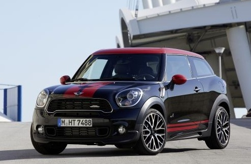 You Can Clearly See The Dynamically Stretched Lines And Extra Muscle On Compact Sports Activity Coupé Company Has Introduced Four New Mini Models